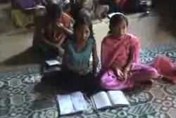 Tripuri Girls Singing
